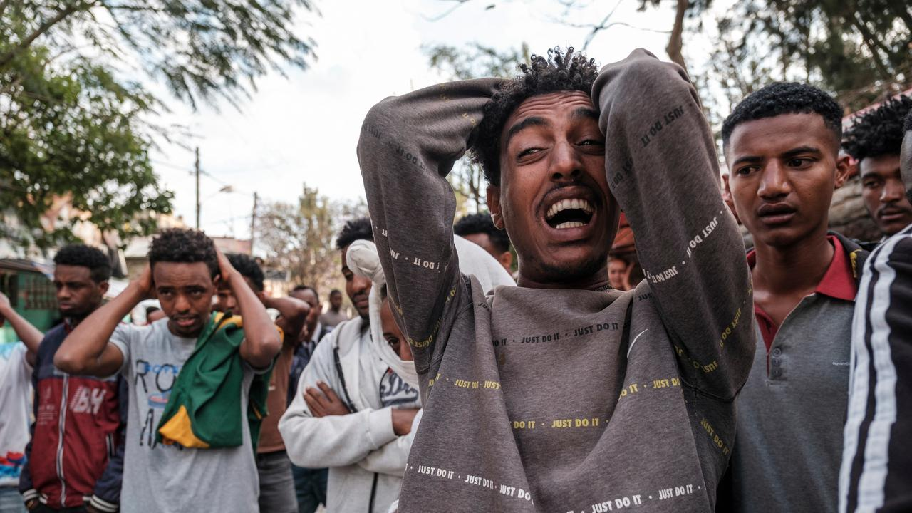 China and Russia block an international resolution to end the conflict in Ethiopia |  Currently