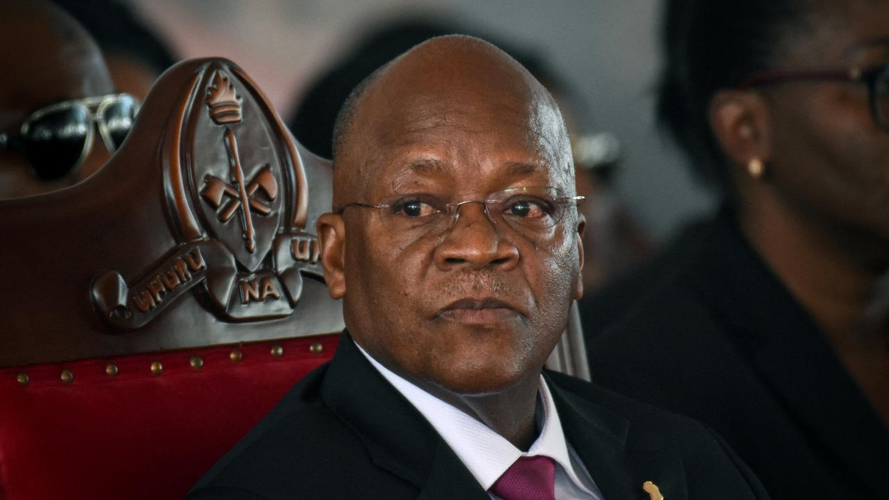 Controversial Tanzanian President John Magufuli dies at the age of 61 |  Currently