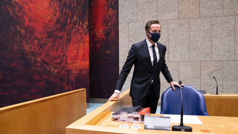 """De Jong: """"Waving the sound"""" is dangerous in the room • Procedures are more stringent in Belgium"""