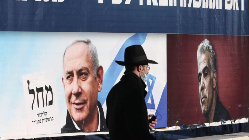 Do vaccines keep Netanyahu in power?