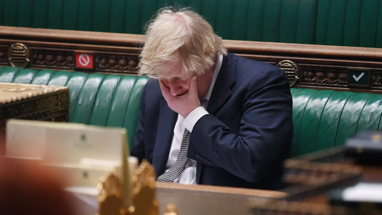 Downer Johnson: The US is not working on a trade deal with the UK yet