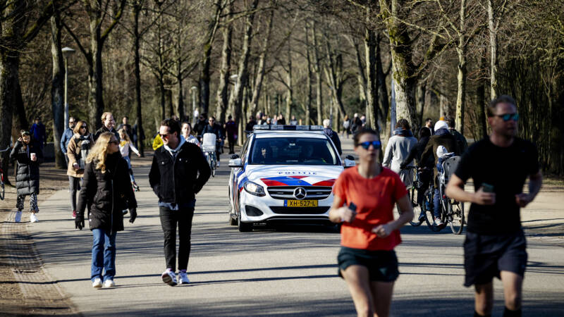 """Dutch people less fit due to lockdown • """"Germany extends lockdown until April"""""""
