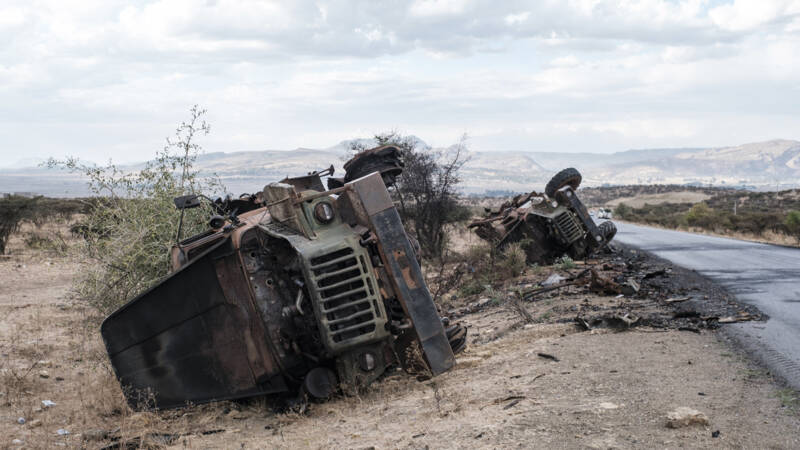 Ethiopia: Eritrea withdraws its forces from Tigray
