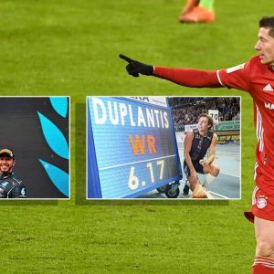 European news agencies choose Lewandowski over Lewis Hamilton |  Other sports