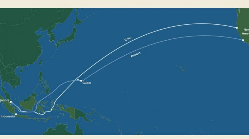 "Facebook plans 2 submarine cables between North America and Southeast Asia: ""70 percent faster internet"""