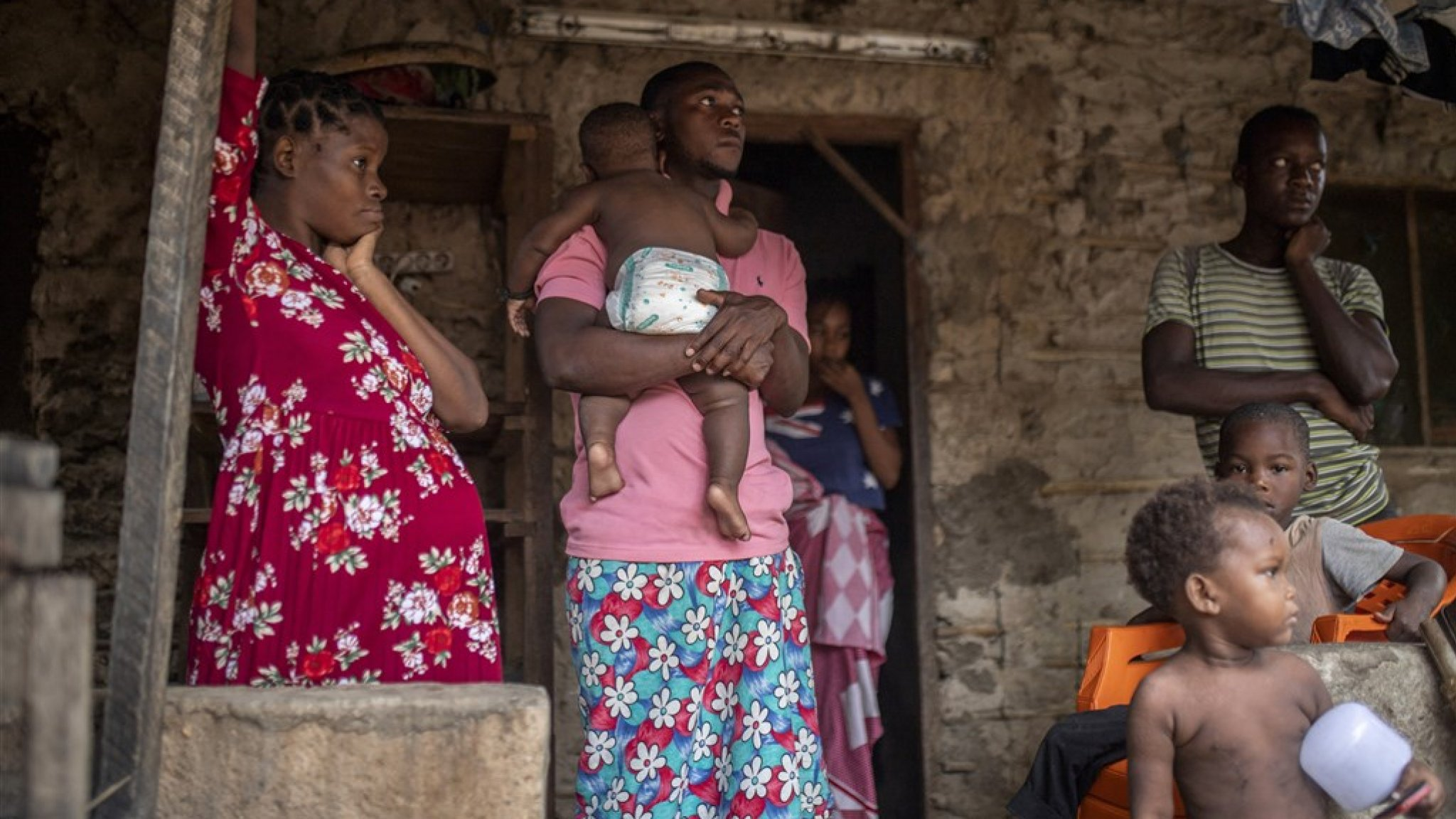 Flee terrorism in Mozambique: 'they beheaded my son'
