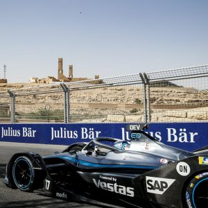 Formula E has Japan, China, India and the United States on its wish list, Eindhoven does not know