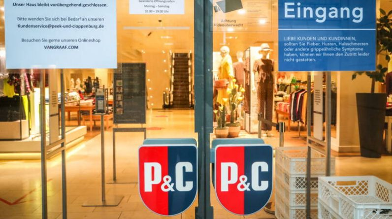 Germany is also likely to be closed for Easter • Many new infections in France
