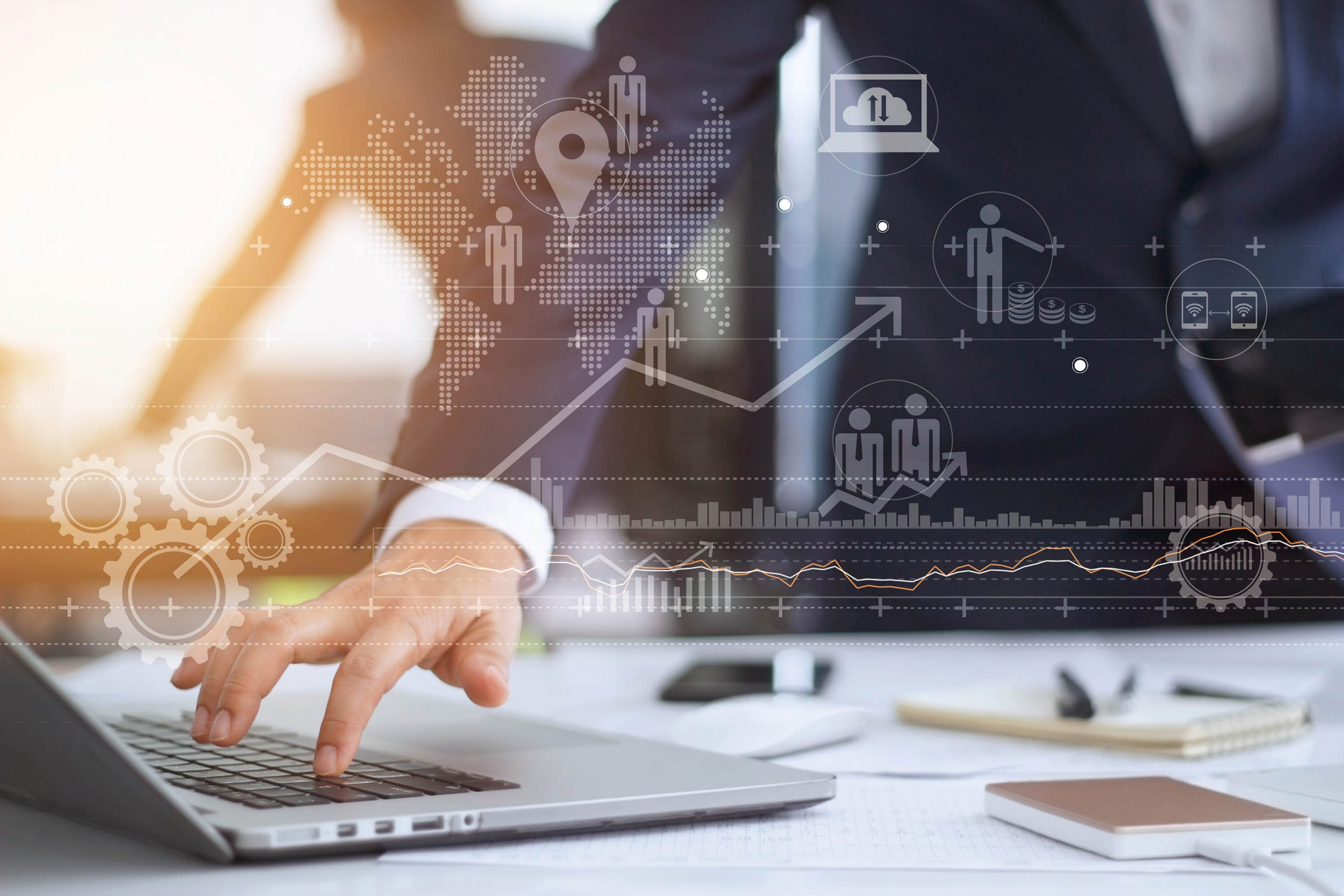 Global network-connected storage market size with top country data, segmentation analysis, value chain and key trends by 2026