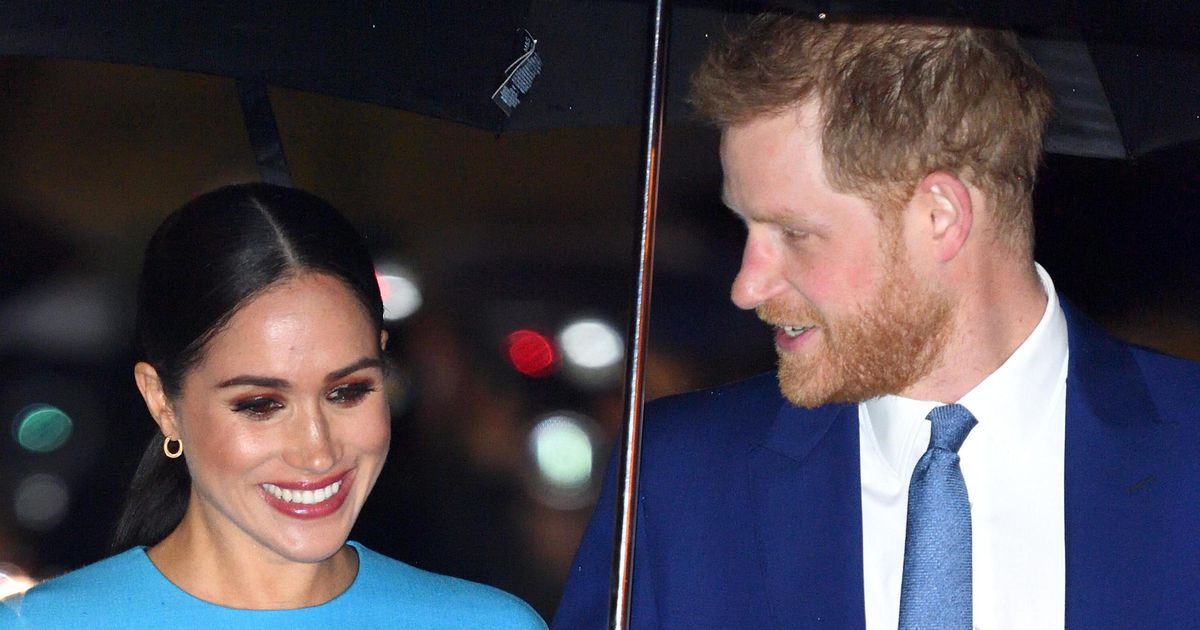 Harry and Meghan feel liberated after an explosive interview  Entertainment