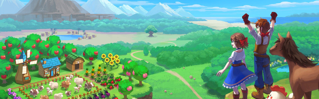 Harvest Moon: One World Review - A Long History