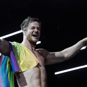 Imagine Dragons singer Dan Reynolds marriage text |  Currently