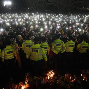 Johnson wants police enforcement vigil investigation Sarah Everard |  Currently
