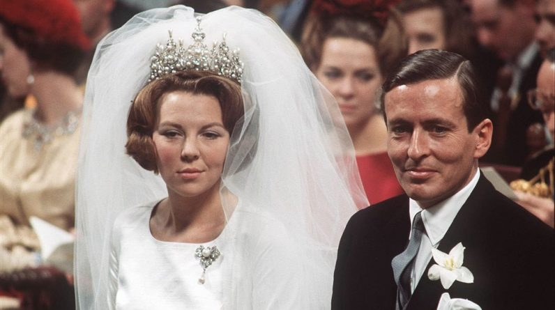 Looking back generously: Beatrix and Klaus have been married for 55 years