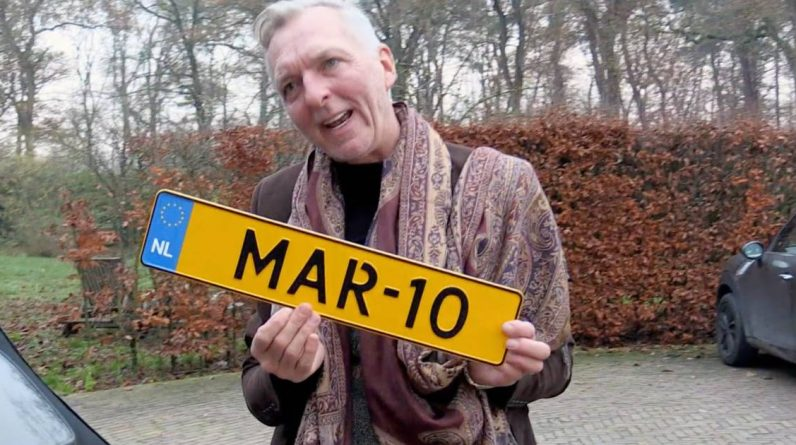 "Martien Meiland removes the car window with a license plate: ""He made such a big mistake"" 