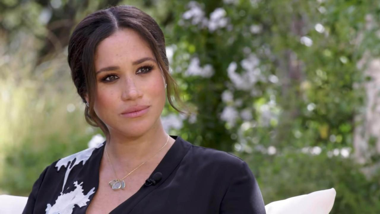 Meghan Markle couldn't say yes to Oprah Winfrey  Currently