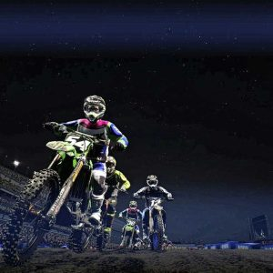 Monster Energy Supercross 4 |  Science