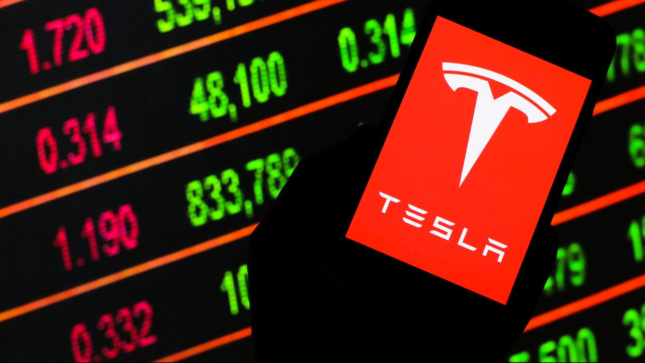 No company has ever lost the same market value that Tesla has recently lost |  Currently