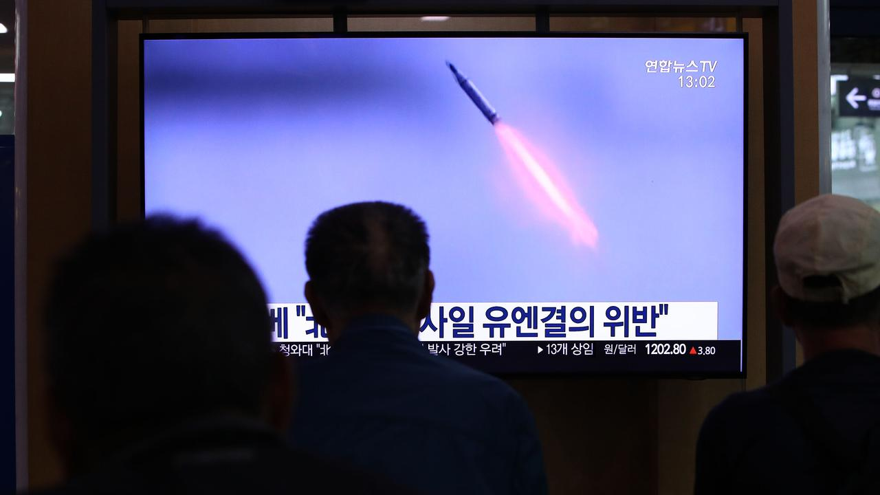 North Korea has re-launched missiles, according to the United States |  Currently
