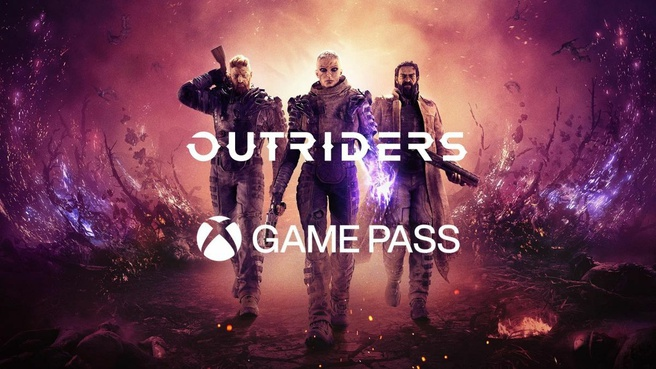 Outriders at Game Pass