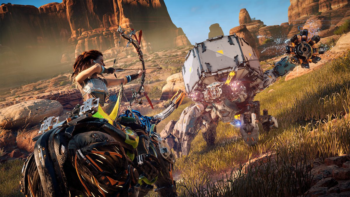 PlayStation gives out ten free games, including Horizon Zero Dawn