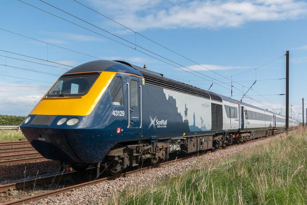 Scottish Reloys of the NS Abellio subsidiary is back in the state