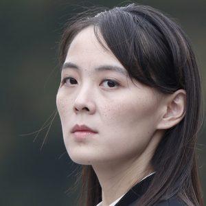 Sister Kim Jong-un calls the South Korean president 'American Raised Parrot'