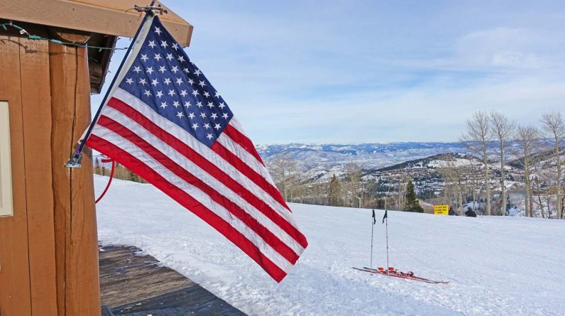 Skiing in the United States: 4 Tips