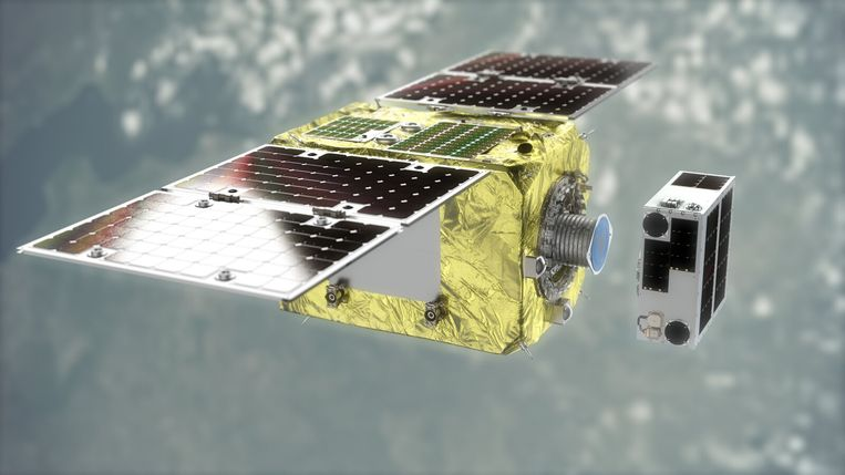 Space debris removal: A wheelie bin will do that - Commentary Box Sports
