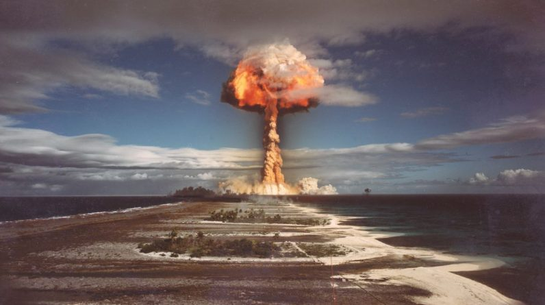 The French nuclear tests caused far more damage than previously thought