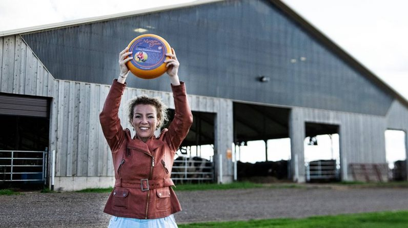 """The Queen of Cheese has built an empire in America: """"Trump can use some humor from Twenty"""" 