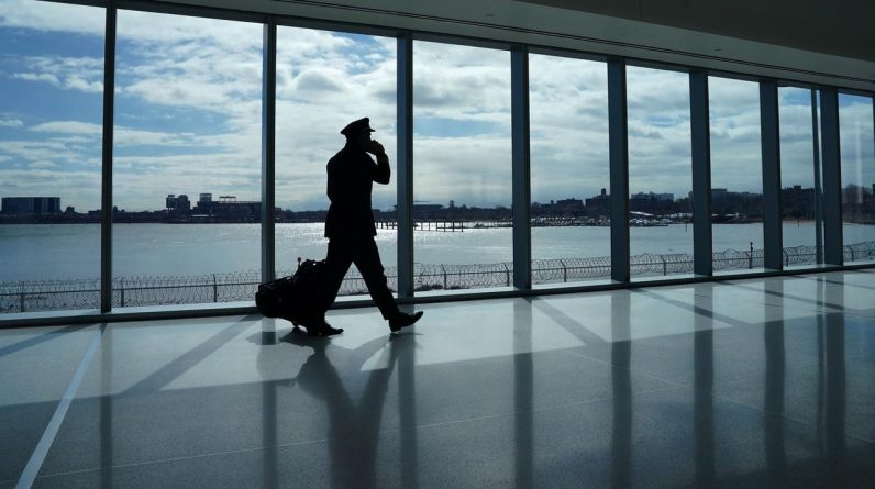 US aviation back on track: The largest number of passengers since March 2020 |  Currently
