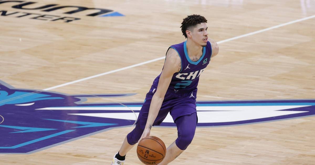 Youngest player in the history of the ball with a hat-trick in the NBA |  Other sports