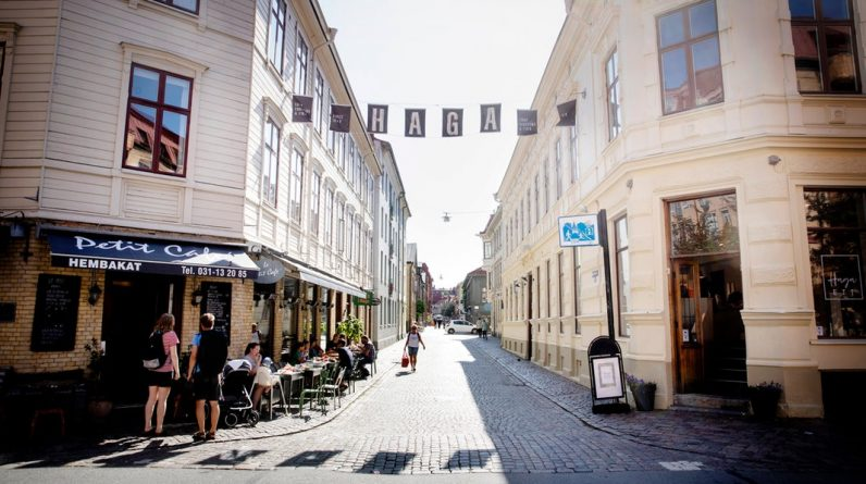 Gothenburg - Between tradition and science    NDR.de