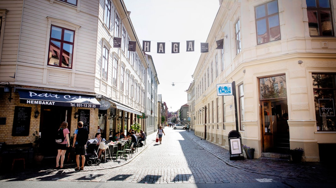 Gothenburg - Between tradition and science |  NDR.de