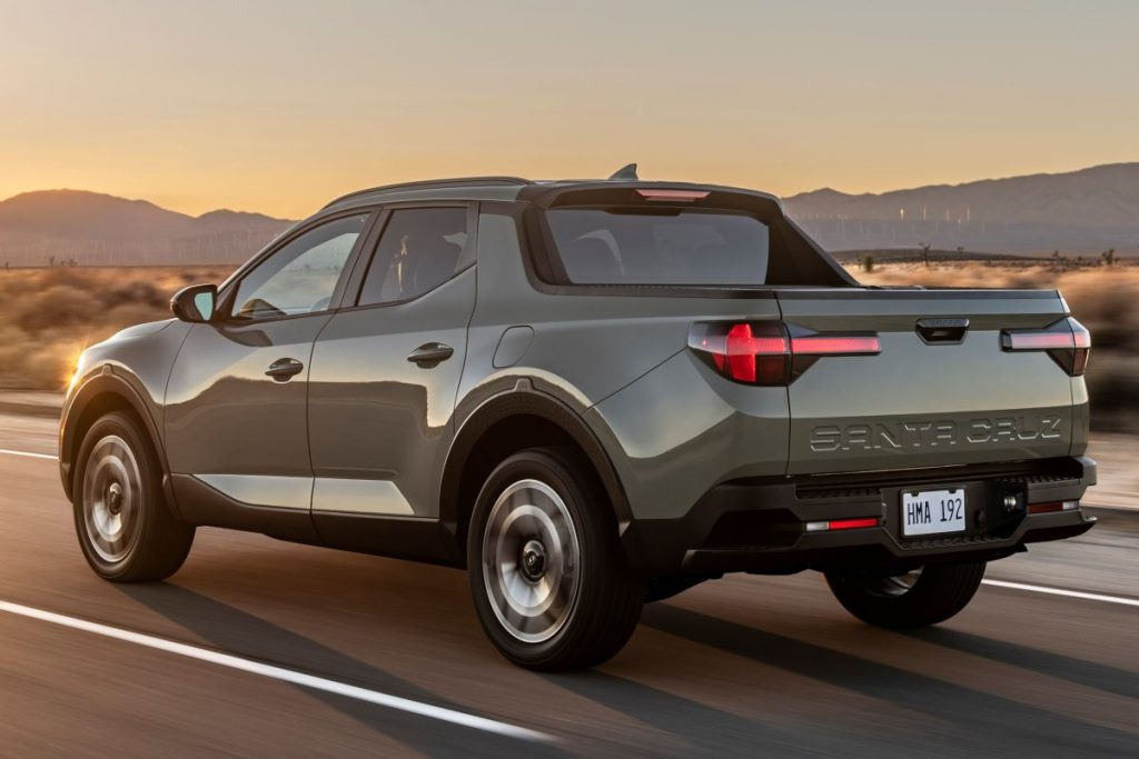 Hyundai Santa Cruz a choice for the US (2021)