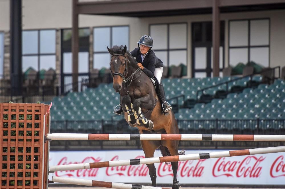 KWPN Horses Ali B, Edita and Whittinger VDL National GPs Do Good Business In US