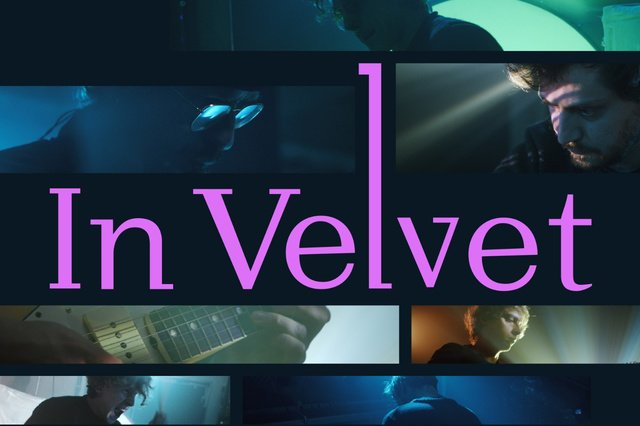 Watch In Velvet, the new concert movie from Nordmann - Music here directly