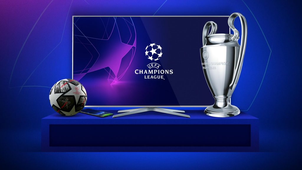 Where to watch the UEFA Champions League