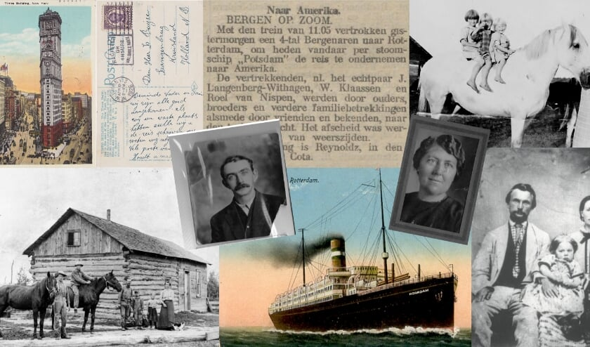 'A New World: Bergenaran in the United States'