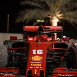 """A large portion of Ferrari has already been vaccinated in Bahrain"" 