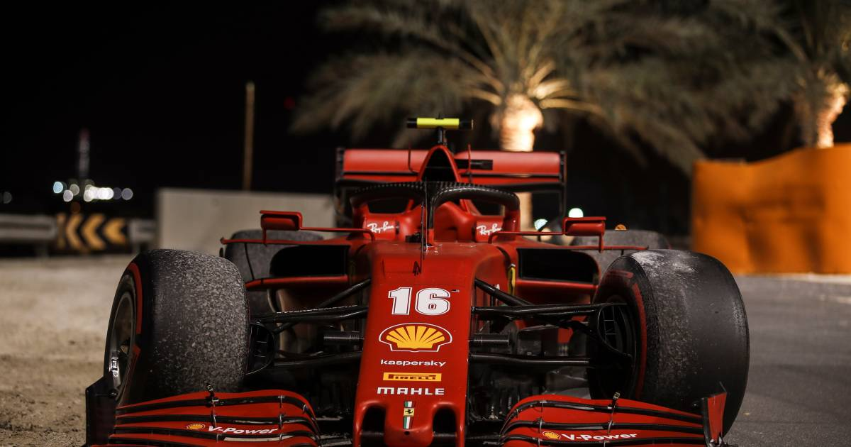 """""""A large portion of Ferrari has already been vaccinated in Bahrain"""" 