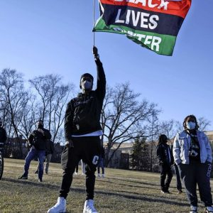 BLM founder criticized for buying villa in affluent white neighborhood    abroad