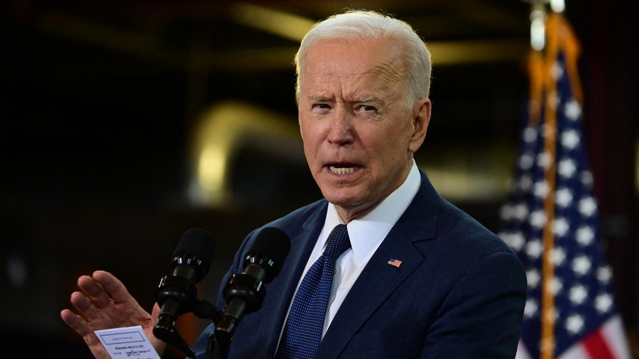 Biden, worried about the chips shortage, organizes a summit at the White House  right Now