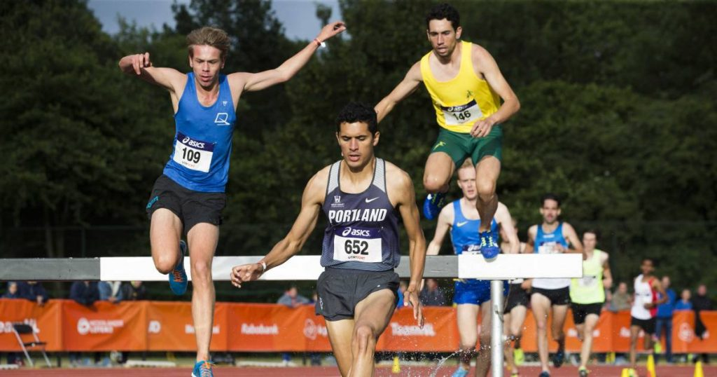 Cross champion Noah Shot continues to train well in America in crisis |  Other sports