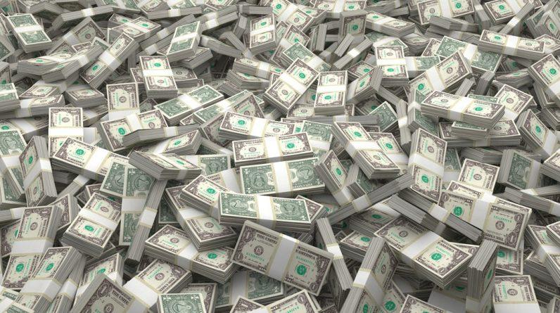 Valuta: dollar omlaag