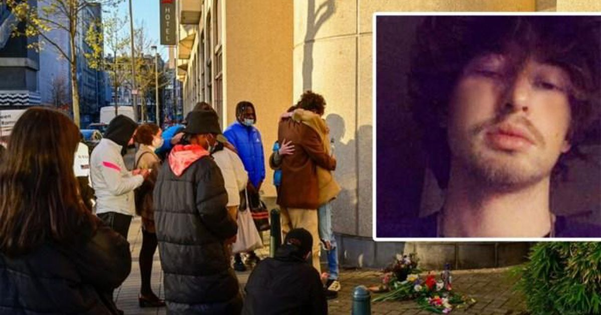 """Damien, 21, falls after a """"spontaneous party"""" raid: """"every cop's nightmare"""" 