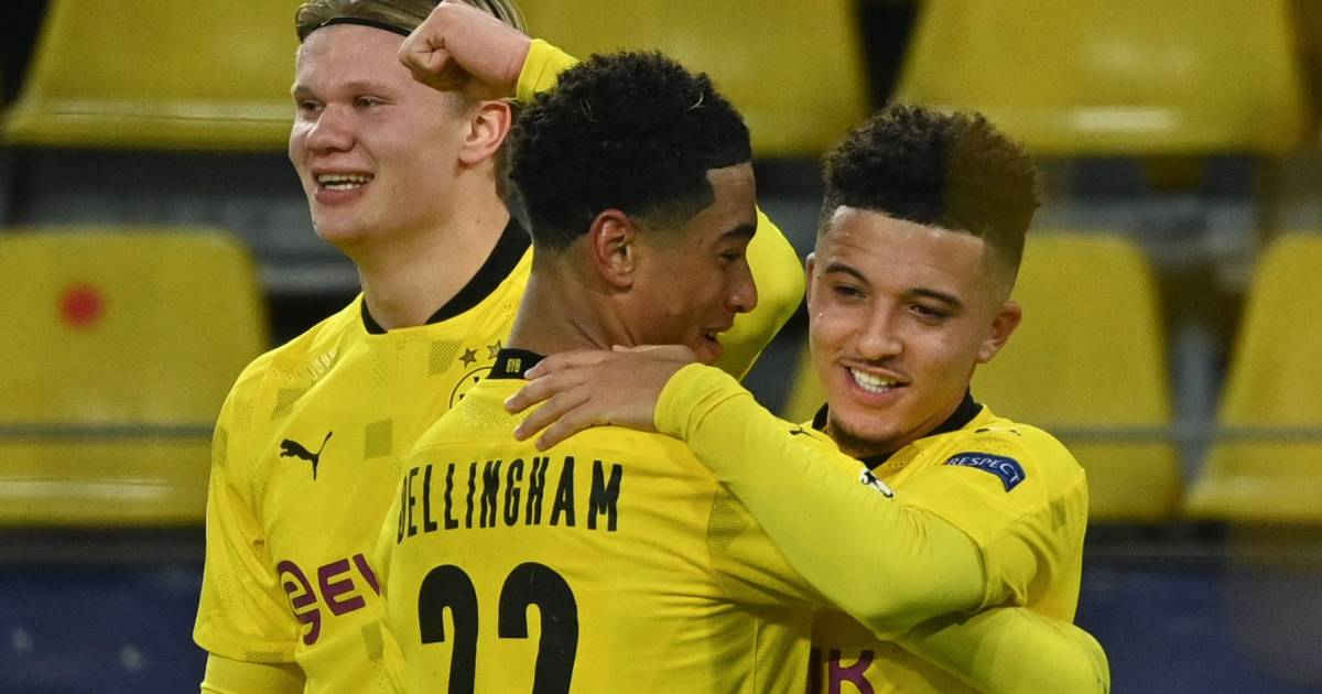 Dortmund players are not allowed to go to their families this Christmas    Foreign football