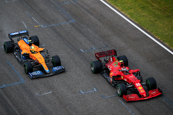 Formula 1 will appear in Miami next year