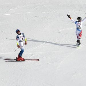Gut steals gold with minimal variation for Shiffrin |  Other sports